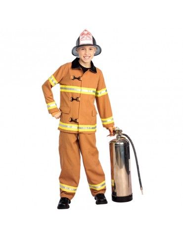 FIREFIGHTER COSTUME (CHILD)