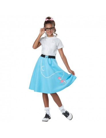 50'S POODLE COSTUME - SKIRT