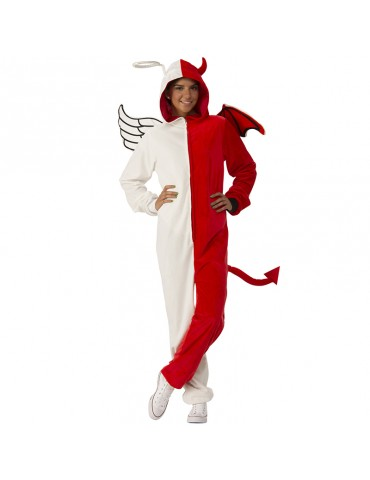 COSTUME ANGE/DEMON ONESIE