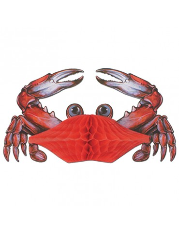 CENTRE DE TABLE CRABE 11""