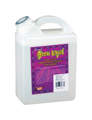 SNOW MACHINE LIQUID QUART