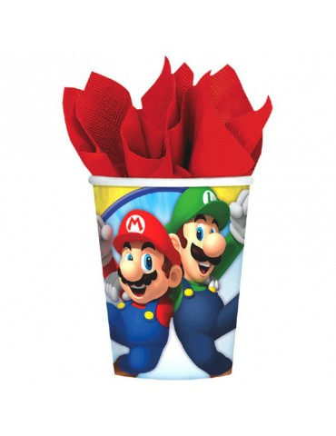 VERRE 9OZ SUPER MARIO (8)