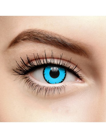 CONTACT LENS - ECLISPE BLUE