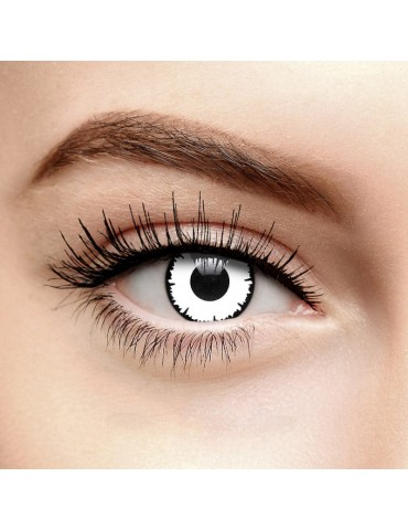 CONTACT LENS- ECLIPSE WHITE