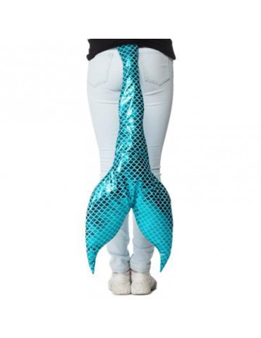 MERMAID TAIL 3' CLIP ON
