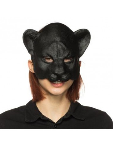 MASQUE PANTHERE
