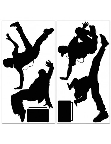 "BREAK DANCER PROPS 13""X4.3'..."