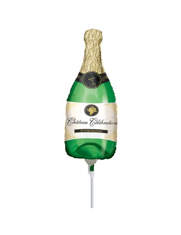 MINI SHAPE - CHAMPAGNE BOTTLE