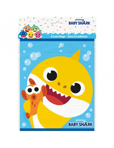 "SAC SURPRISE ""BABY SHARK"" (8)"