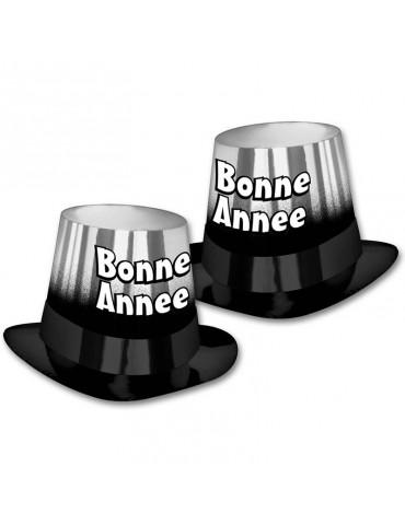 CHAPEAU HAUT-DE-FORME BONNE...
