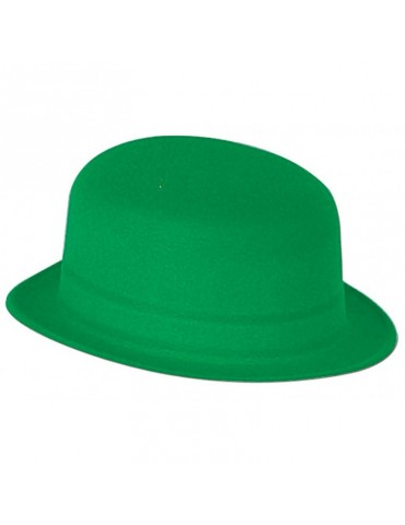 GREEN VELOUR DERBY (MELON)