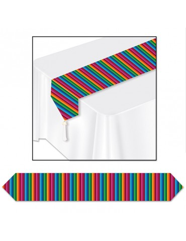 "11""X72"" FIESTA TABLE RUNNER"