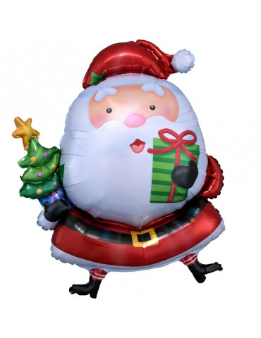 SUPER SHAPE - SANTA WITH...