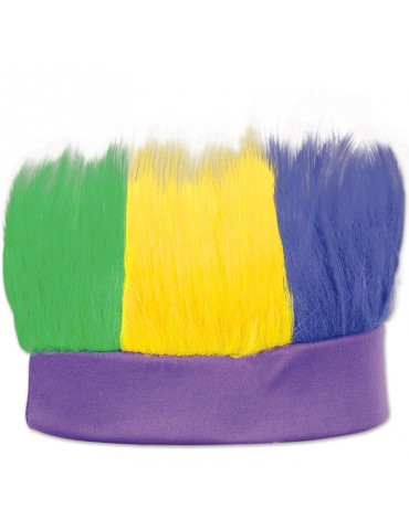 HAIRY HEADBAND - YELLOW,...