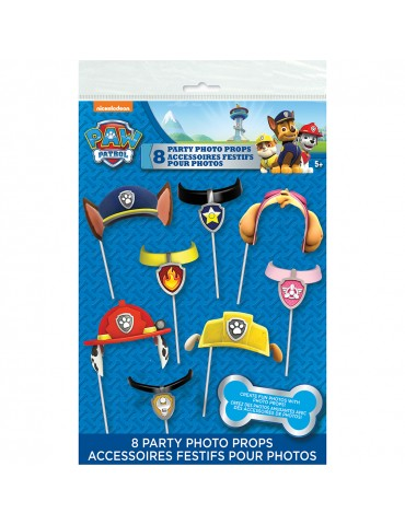 PAW PATROL PHOTO PROPS (8)