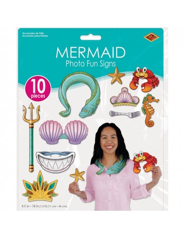 MERMAID PHOTO FUN SIGN (10)