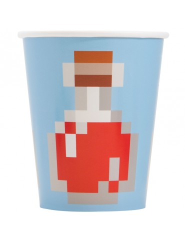VERRE 9OZ MINECRAFT (8)
