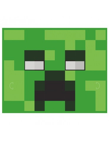 MINECRAFT MASKS (8)