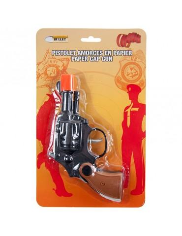 TOY CAP GUN (PAPER CAPS)