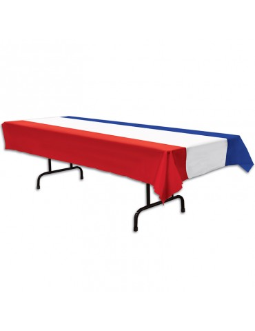 "54""X108"" PLASTIC TABLECOVER..."