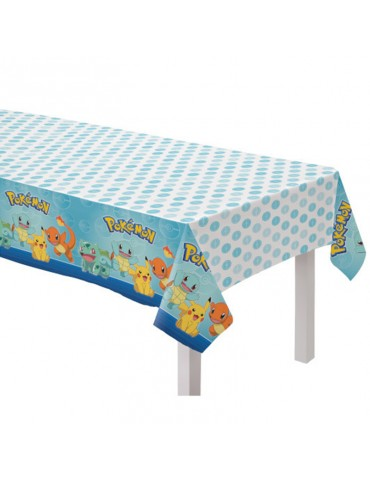 POKEMON PLASTIC TABLECOVER...