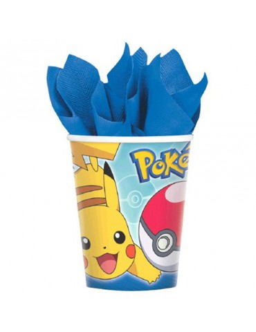 POKEMON 9OZ CUPS