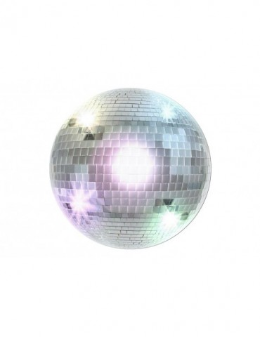 DISCO BALL CUTOUT 13.5""