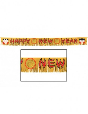 CHINESE NEW YEAR FRINGE BANNER