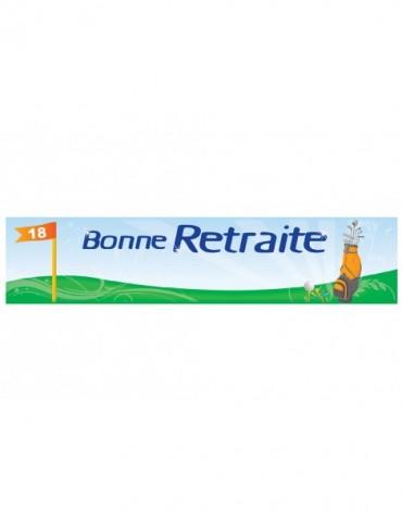 BANNIERE BONNE RETRAITE...