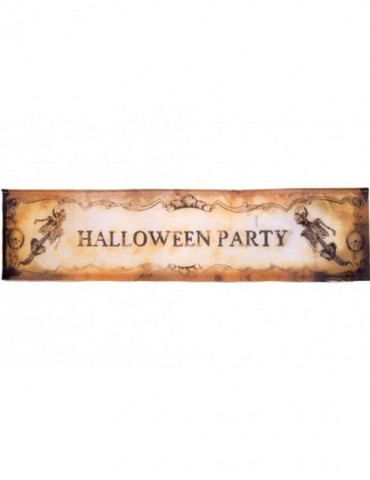 "BANNIERE ""HALLOWEEN PARTY"" 5'"