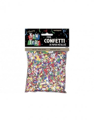 CONFETTIS METALLIQUE 2.5 OZ